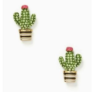 Kate Spade Scenic Route Earrings NWT